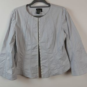 CBCG Parachute Cut, Dove Grey, Summer Jacket